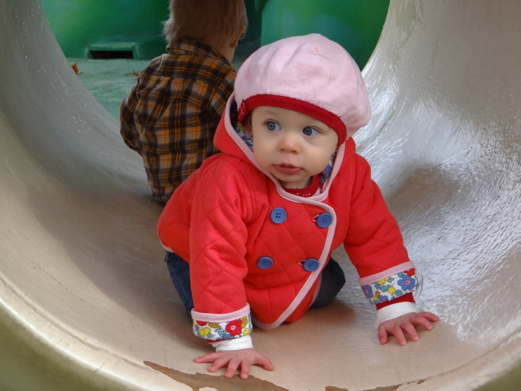 Eisley in tunnel