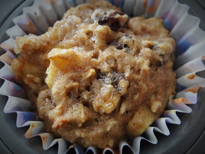 apple cinnamon muffin prep 6